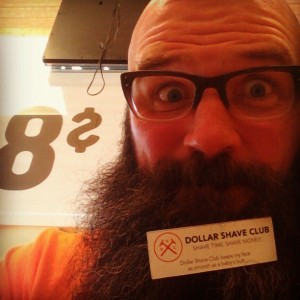 Beard ad